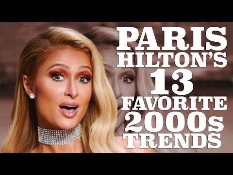 Thumbnail: Paris Hilton Breaks Down Her Favorite 2000s Trends | W magazine
