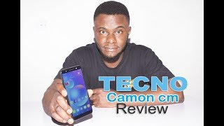 TECNO CAMON CM FULL REVIEW