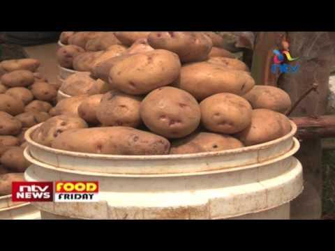 Food Friday: Improving potato production in Nyandarua County