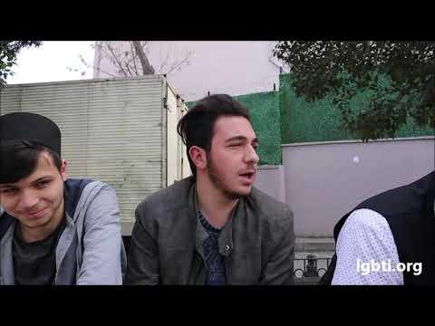 İstanbul Fatih'te Eşcinsel Röportaj