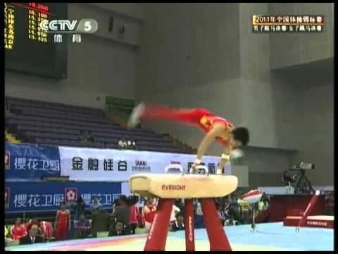 Zhang Hongtao 2011 Nationals EF PH (CCTV)