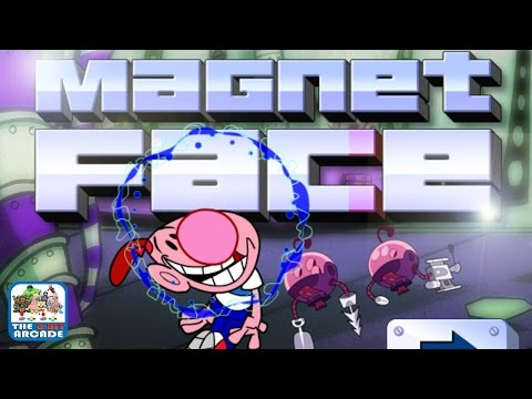 The Grim Adventures Of Billy Mandy Magnet Face Cartoon Network