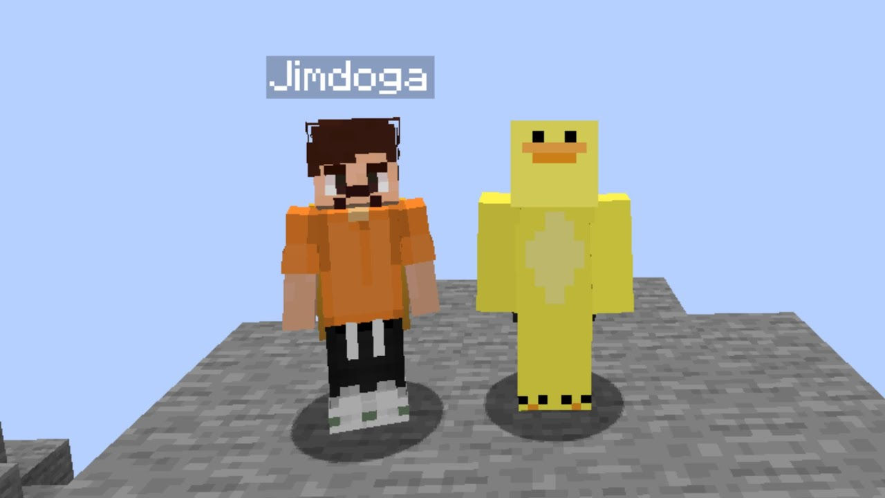 Download How to save your friend from falling in Minecraft... @Jimdoga #Shorts