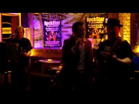Rock Star Karaoke at it's worst