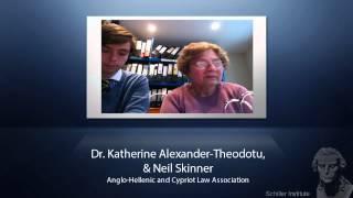Helga Zepp LaRouche Interview on Euro Bail in