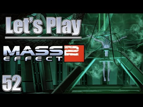 Let's Play Mass Effect 2, Blind - [Ep 52] Atlas Station, The End Of Project Overlord   + Commentary