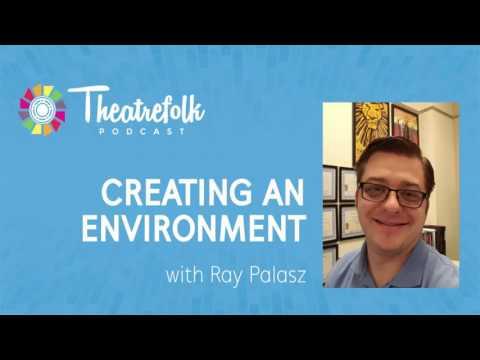Creating an Environment: Sketchup for Set Design