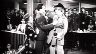 Harpo Marx - Stage Door Canteen (1943)