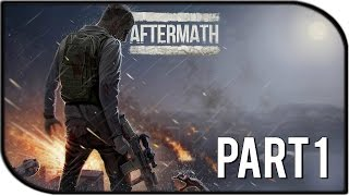 "Aftermath Gameplay Part 1 – ""The Airport!"""