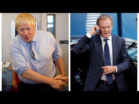 UE e Reino Unido endurecem posições