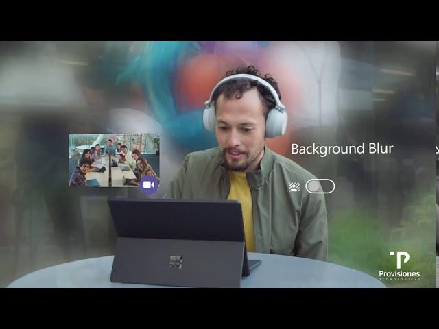 Conoce el poder de Microsoft Teams