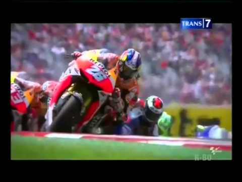 The Champion Tower   supremasi juara moto gp Travel Video