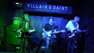 The Poseurs DC Just Like Heaven Live Villain & Saint November 8, 2018