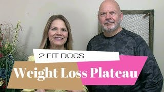 Working Through A Weight Loss Plateau