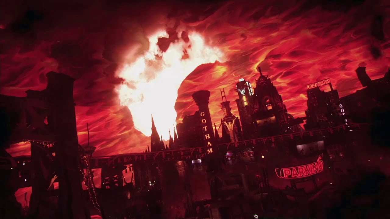 Fall Scarecrow Wallpaper Batman Arkham Knight Quot Ace Chemicals Infiltration Quot Part