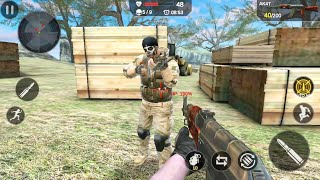 Commando Strike : Anti-Terrorist Sniper 2020 - Android GamePlay screenshot 3