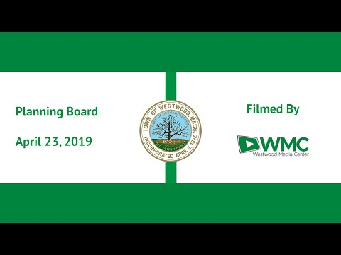 Planning Board - 04/23/19