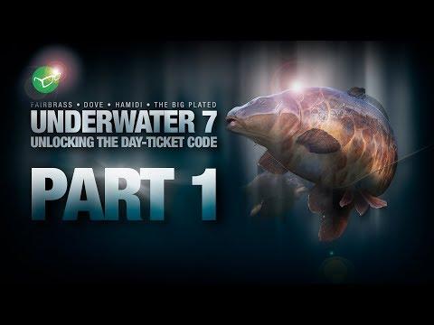Korda Underwater 7 FULL DVD Part 1   Carp Fishing