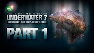 Korda Underwater 7 FULL DVD Part 1 | Carp Fishing
