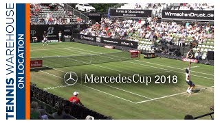 ATP Mercedes Cup Stuttgart Overview -- Federer, Raonic, Kyrgios + more