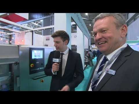 Foodex 2018 MONO Equipment's MD, Andrew Jones, Gets Interviewed