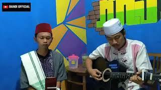 Innal Habibal Musthofa Cover Acoustic ( Dandi Official )