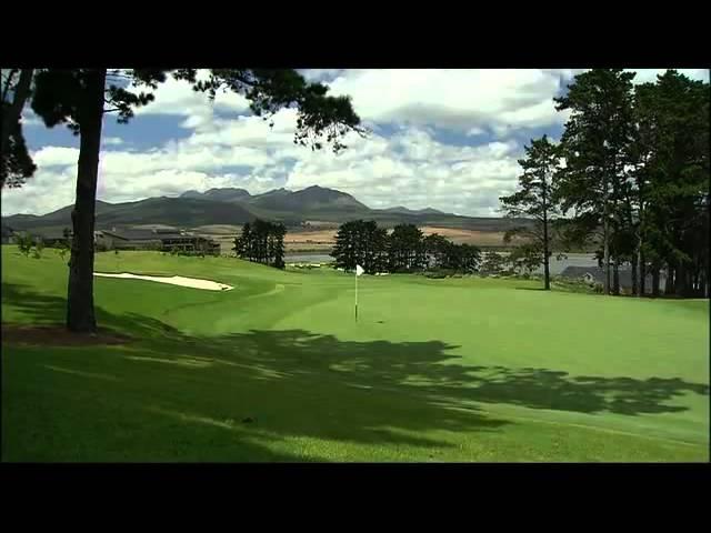 Video Arabellla Golf Club in Zuid-Afrika 2