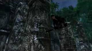 Tomb Raider Underworld trailer 4: mexican temple
