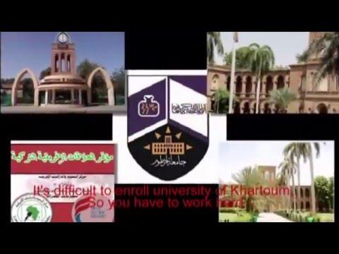 【Level A3 No.02】『 ハルツーム大学/University of Khartoum』(3rd Japanese Film Contest in Sudan, Africa)