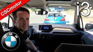 BMW i3 - 2017   Prueba en carretera