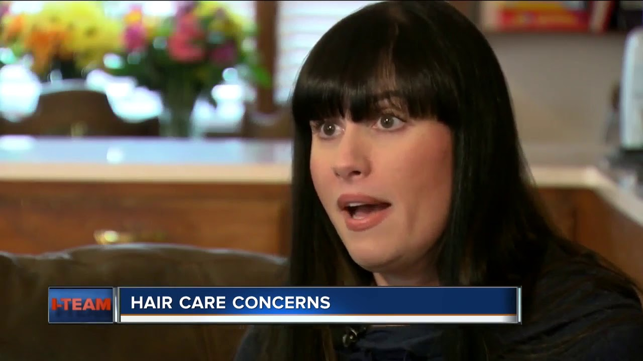 Consumers Say Monat Hair Care Products Causing Loss Of Hair Rashes Youtube