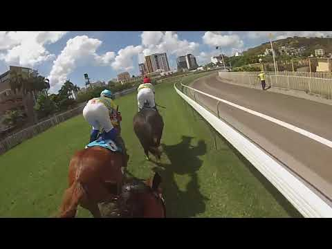 Jockeycam Fegentri-race Final Mauritius