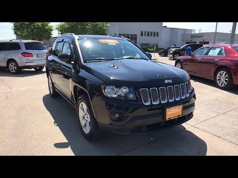 2016 Jeep Compass at Oxmoor CDJR | Louisville & Lexington, KY CU3811