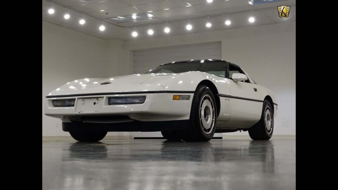 1985 Chevrolet Corvette for sale at Gateway Classic Cars STL