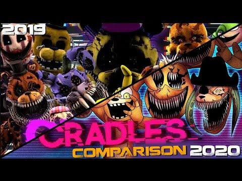 Cradles BATCH Remix Collab Comparison (2019-2020)