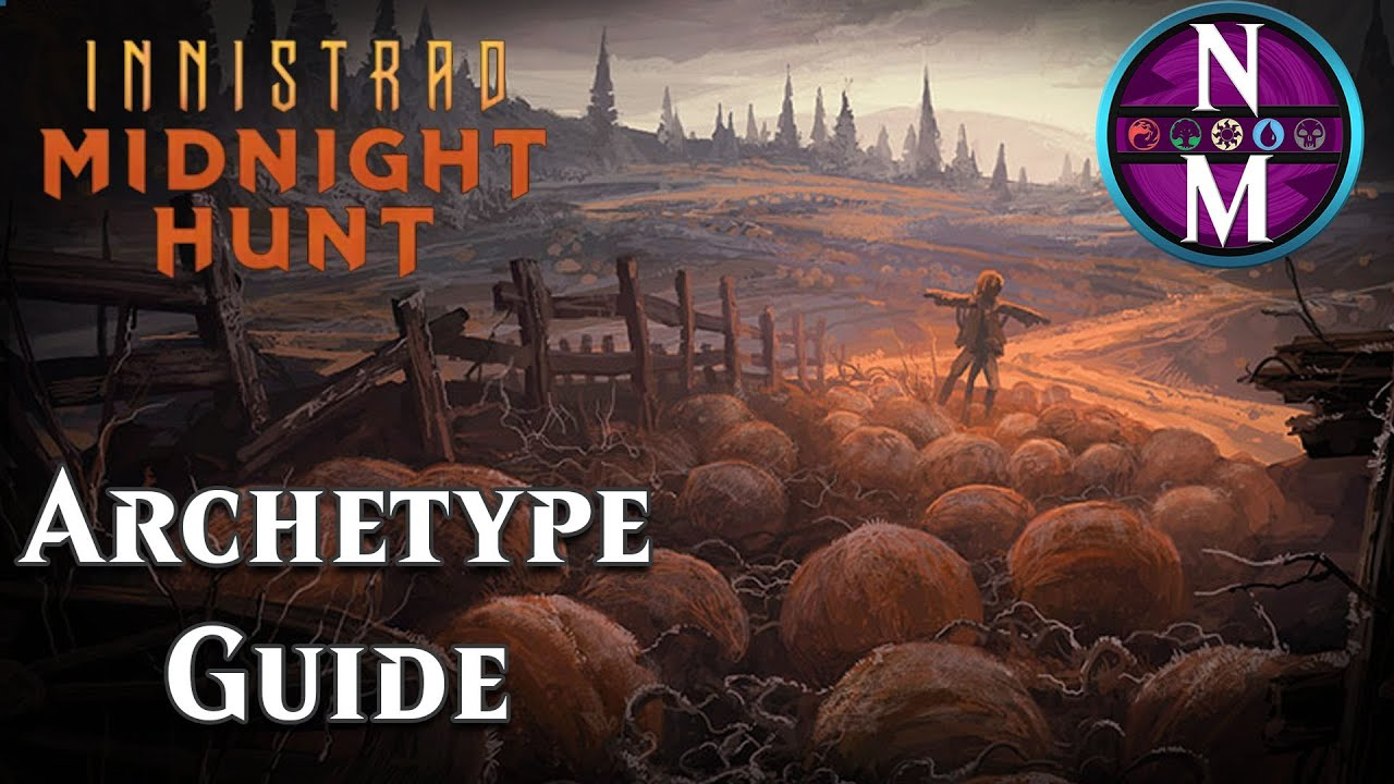 Download Innistrad Midnight Hunt Archetype Guide