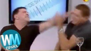 ¡Top 10 PELEAS en la Televisión ARGENTINA!