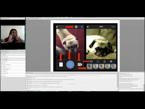 American TESOL Webinar - Teaching with Instagram