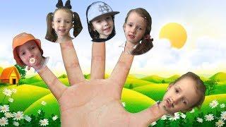 The Finger Family Song | Nursery Rhymes & Songs For Children by UT kids