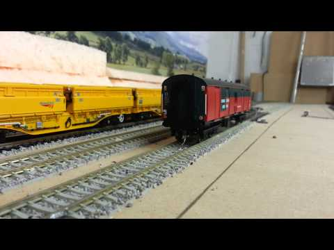 Bachmann RES fitted with an RML Flashing Rear Light Kit