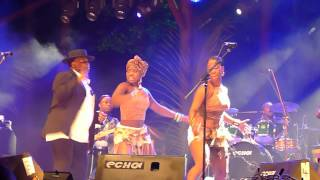 Rainforest World Music Festival 2012 - Kanda Bongo Man