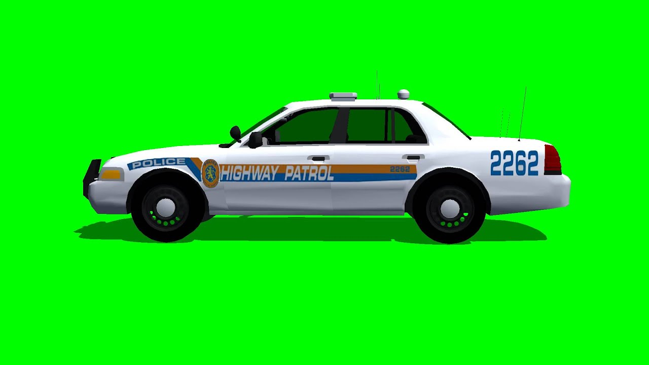 nassau county police car drive animation youtube. Black Bedroom Furniture Sets. Home Design Ideas