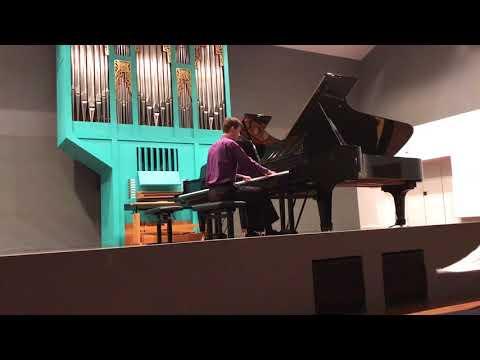 Jonathan Coleman Brahms Masterclass w Jane McGrath