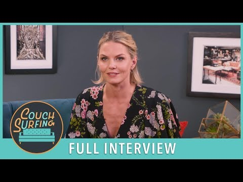 Jennifer Morrison On Dawson's Creek, Star Trek & Once Upon a Time