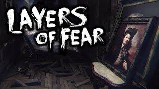 LAYERS OF FEAR - Gameplay do Início na Versão Final, em Português PT-BR!