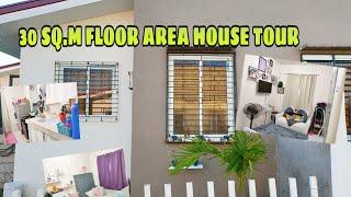 30 Sq.m Floor Area House Tour |tiny House | Small House