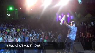 The Cut Creator DJ Outkast @ Reggae Culture Fest w/ Rupee & Gyptian (Panama)
