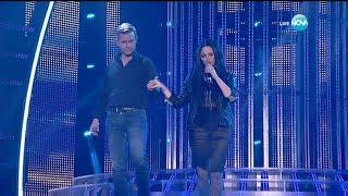 София и Ненчо като Eros Ramazzotti Cher Piu Che Puoi Като две капки вода