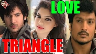 Veera : Real Life LOVE TRIANGLE between Sneha Wagh, Shivin Narang and Kapil Nirmal