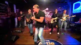 """The Artie Lange Show - Killer Joe & The Lido Soul Revue Perfoms """"24/7"""""""
